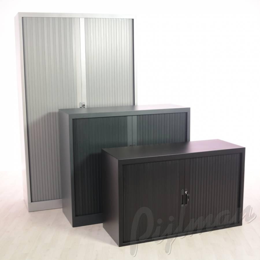 Roldeurkast Pijlman Huislijn 74×120   Pijlman kantoormeubelen Sneek B V