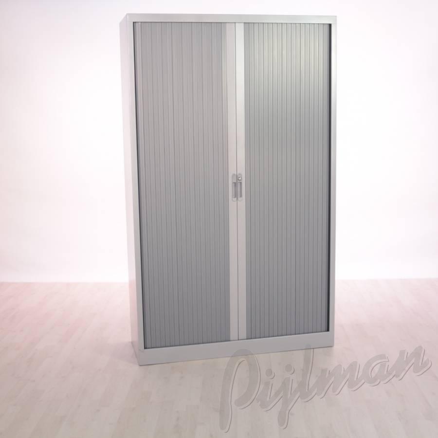 Roldeurkast Pijlman Huislijn 200×120   Pijlman kantoormeubelen Sneek B V